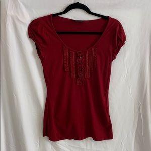 Express Red T-Shirt